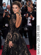 Купить «71st annual Cannes Film Festival Featuring: Alessandra Ambrosio Where: Cannes, France When: 14 May 2018 Credit: Euan Cherry/WENN.», фото № 29391008, снято 14 мая 2018 г. (c) age Fotostock / Фотобанк Лори