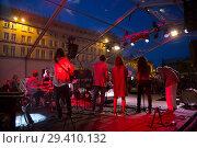 Купить «Poznan, Poland, concert at the Malta Festival Poznan», фото № 29410132, снято 20 июня 2018 г. (c) Caro Photoagency / Фотобанк Лори