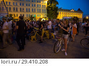 Купить «Poznan, Poland, concert at the Malta Festival Poznan», фото № 29410208, снято 20 июня 2018 г. (c) Caro Photoagency / Фотобанк Лори