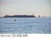 Купить «Форт Кроншлот, Кронштадт», фото № 29428348, снято 4 ноября 2018 г. (c) Юлия Бабкина / Фотобанк Лори