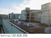 Купить «Артиллерийская батарея Брылкин, форт Константин, Кронштадт», фото № 29428356, снято 4 ноября 2018 г. (c) Юлия Бабкина / Фотобанк Лори