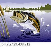 Купить «Fishpond», иллюстрация № 29438212 (c) Сергей П. / Фотобанк Лори