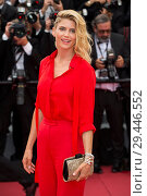Купить «71st annual Cannes Film Festival - 'Everybody Knows' - Premiere and Opening Ceremony Featuring: Alice Taglioni Where: Cannes, France When: 08 May 2018 Credit: Euan Cherry/WENN.», фото № 29446552, снято 8 мая 2018 г. (c) age Fotostock / Фотобанк Лори