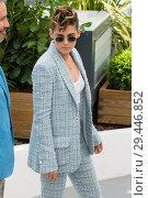Купить «71st annual Cannes Film Festival - Jury - Photocall Featuring: Kristen Stewart Where: Cannes, France When: 08 May 2018 Credit: Euan Cherry/WENN.», фото № 29446852, снято 8 мая 2018 г. (c) age Fotostock / Фотобанк Лори