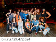 Купить «Original member of The Go-Go's Belinda Carlisle attends the pre-Broadway engagement of HEAD OVER HEELS — new musical featuring the iconic songs of The...», фото № 29472624, снято 28 апреля 2018 г. (c) age Fotostock / Фотобанк Лори