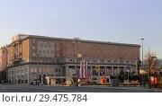 Город Москва. Концертный зал им.П.И.Чайковского (2018 год). Редакционное фото, фотограф EgleKa / Фотобанк Лори