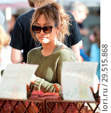 Купить «Carrie Ann Inaba goes to the Farmers Markey with family and friends Featuring: Carrie Ann Inaba Where: Los Angeles, California, United States When: 15 Apr 2018 Credit: WENN.com», фото № 29515868, снято 15 апреля 2018 г. (c) age Fotostock / Фотобанк Лори