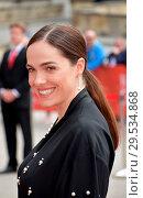Купить «Celebrities arrive for Austrian Film Award 'Romy' at Hofburg in Vienna. Featuring: Verena Altenberger Where: Vienna, Austria When: 07 Apr 2018 Credit: AEDT/WENN.com», фото № 29534868, снято 7 апреля 2018 г. (c) age Fotostock / Фотобанк Лори