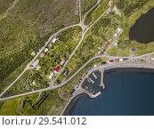 Купить «Hjalteyri, Eyjafjordur, Northern Iceland.», фото № 29541012, снято 2 июля 2017 г. (c) age Fotostock / Фотобанк Лори