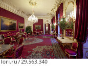Купить «Kaiserappartements Hofburg Imperial Palace Sissi. Vienna Austria.», фото № 29563340, снято 5 ноября 2018 г. (c) age Fotostock / Фотобанк Лори