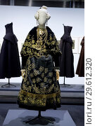 Купить «'Icons of style. A look at traditional clothing' exhibition curated by former director of the Palais Galliera, Oliver Saillard, at Museo del Traje, Madrid...», фото № 29612320, снято 17 марта 2018 г. (c) age Fotostock / Фотобанк Лори