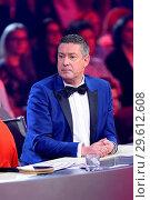 Купить «German RTL Live TV Show 'Let's Dance' at MMC Studios in Ossendorf. Featuring: Joachim Llambi Where: Cologne, Germany When: 16 Mar 2018 Credit: WENN.com», фото № 29612608, снято 16 марта 2018 г. (c) age Fotostock / Фотобанк Лори