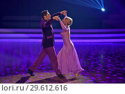 Купить «German RTL Live TV Show 'Let's Dance' at MMC Studios in Ossendorf. Featuring: Iris Mareike Steen, Christian Polanc Where: Cologne, Germany When: 16 Mar 2018 Credit: WENN.com», фото № 29612616, снято 16 марта 2018 г. (c) age Fotostock / Фотобанк Лори