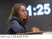 Купить «Grandmaster Lei Tingjie, China», фото № 29629516, снято 30 декабря 2018 г. (c) Stockphoto / Фотобанк Лори