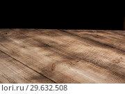Купить «Grunge wood board texture with natural pattern», фото № 29632508, снято 31 декабря 2018 г. (c) bashta / Фотобанк Лори