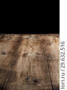 Купить «Grunge wood board texture with natural pattern», фото № 29632516, снято 31 декабря 2018 г. (c) bashta / Фотобанк Лори