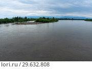 Купить «Река Камчатка», фото № 29632808, снято 30 июля 2018 г. (c) А. А. Пирагис / Фотобанк Лори