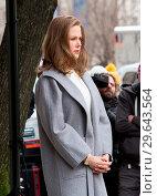Купить «On Location with The Goldfinch Featuring: Nicole Kidman Where: New York, New York, United States When: 13 Mar 2018 Credit: WENN.com», фото № 29643564, снято 13 марта 2018 г. (c) age Fotostock / Фотобанк Лори