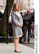 Купить «On Location with The Goldfinch Featuring: Nicole Kidman Where: New York, New York, United States When: 13 Mar 2018 Credit: WENN.com», фото № 29643572, снято 13 марта 2018 г. (c) age Fotostock / Фотобанк Лори