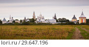 Купить «Spaso-Prilutsky Monastery in Vologda, Russia», фото № 29647196, снято 29 августа 2016 г. (c) Яков Филимонов / Фотобанк Лори