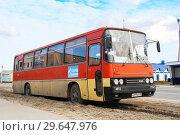 Купить «Ikarus 256», фото № 29647976, снято 26 августа 2012 г. (c) Art Konovalov / Фотобанк Лори