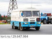 Купить «PAZ 3742», фото № 29647984, снято 17 августа 2012 г. (c) Art Konovalov / Фотобанк Лори