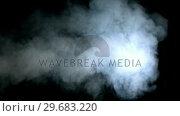 Купить «Cloud of smoke», видеоролик № 29683220, снято 9 мая 2012 г. (c) Wavebreak Media / Фотобанк Лори