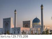 Купить «Minor Mosque, Tashkent, Uzbekistan.», фото № 29715208, снято 24 июня 2019 г. (c) age Fotostock / Фотобанк Лори