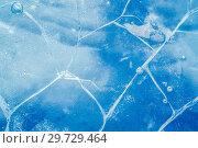 Купить «Abstract ice background», фото № 29729464, снято 8 января 2019 г. (c) Икан Леонид / Фотобанк Лори