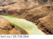 Купить «view of grand canyon cliffs and colorado river», фото № 29736064, снято 1 марта 2018 г. (c) Syda Productions / Фотобанк Лори