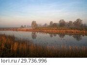 Купить «Altena fortress near Werkendam», фото № 29736996, снято 6 апреля 2007 г. (c) John Stuij / Фотобанк Лори