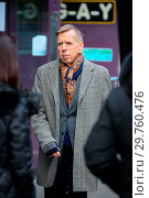 Купить «Timothy Spall seen walking in Soho as he pass the G.A.Y Nightclub in Soho. Timothy is promoting his latest film 'Finding Your Feet' and looked slimmer...», фото № 29760476, снято 21 февраля 2018 г. (c) age Fotostock / Фотобанк Лори