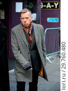 Купить «Timothy Spall seen walking in Soho as he pass the G.A.Y Nightclub in Soho. Timothy is promoting his latest film 'Finding Your Feet' and looked slimmer...», фото № 29760480, снято 21 февраля 2018 г. (c) age Fotostock / Фотобанк Лори