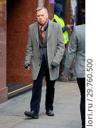 Купить «Timothy Spall seen walking in Soho as he pass the G.A.Y Nightclub in Soho. Timothy is promoting his latest film 'Finding Your Feet' and looked slimmer...», фото № 29760500, снято 21 февраля 2018 г. (c) age Fotostock / Фотобанк Лори