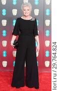 Купить «71st EE British Academy Film Awards (BAFTA) - Arrivals Featuring: Julie Walters Where: London, United Kingdom When: 18 Feb 2018 Credit: WENN.com», фото № 29764824, снято 18 февраля 2018 г. (c) age Fotostock / Фотобанк Лори