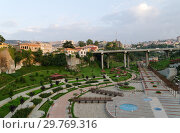 Купить «Zagnos Valley Park in Trabzon, Turkey», фото № 29769316, снято 14 августа 2008 г. (c) Stockphoto / Фотобанк Лори