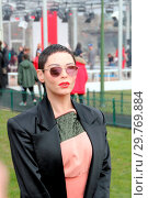 Купить «Paris Fashion Week Autumn/Winter 2018/2019 - Vivienne Westwood - Arrivals Featuring: Rose McGowan Where: Paris, France When: 03 Mar 2018 Credit: WENN.com», фото № 29769884, снято 3 марта 2018 г. (c) age Fotostock / Фотобанк Лори