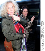 Купить «Katie Price leaves Portcullis House, with her mother Amy and son Harvey, after addressing a parliamentary sub-committee on on-line hate Featuring: Katie...», фото № 29806720, снято 6 февраля 2018 г. (c) age Fotostock / Фотобанк Лори