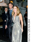 Купить «The W Magazine Party, held at the Chateau Marmont Hotel on Sunset Boulevard in Los Angeles, California. Featuring: Justin Hartley, Chrishell Stause Where...», фото № 29924264, снято 4 января 2018 г. (c) age Fotostock / Фотобанк Лори