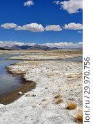 Купить «Великие озера Тибета. Озеро Рулдан (Нак) на Тибетском нагорье летом. Китай», фото № 29970756, снято 11 июня 2018 г. (c) Овчинникова Ирина / Фотобанк Лори