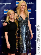 Купить «2017 Gotham Independent Film Awards at Cipriani Wall Street in New York City, New York. Featuring: Reese Witherspoon, Nicole Kidman Where: New York City...», фото № 29985016, снято 27 ноября 2017 г. (c) age Fotostock / Фотобанк Лори