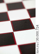 Купить «Chessboard», фото № 30000724, снято 28 февраля 2012 г. (c) Wavebreak Media / Фотобанк Лори