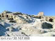 Купить «Грузия. Пещерный город Уплисци́хе.», фото № 30167888, снято 24 сентября 2018 г. (c) Рябков Александр / Фотобанк Лори
