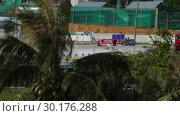 Купить «Private Jet landing in Phuket», видеоролик № 30176288, снято 29 ноября 2018 г. (c) Игорь Жоров / Фотобанк Лори