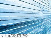 Купить «Corrugated zinc metal texture. Grunge metal industrial background», фото № 30178700, снято 27 мая 2017 г. (c) Зезелина Марина / Фотобанк Лори