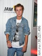 Купить «US teen star singer Jaden Bojsen visits JAM FM radio station at Kurfuerstendamm. Featuring: Jaden Bojsen Where: Berlin, Germany When: 26 Oct 2017 Credit: WENN.com», фото № 30221496, снято 26 октября 2017 г. (c) age Fotostock / Фотобанк Лори