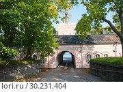 Крепость Свеаборг, или Суоменлинна. Балтийское море. Финский залив. Хельсинки. Финляндия (2018 год). Редакционное фото, фотограф E. O. / Фотобанк Лори