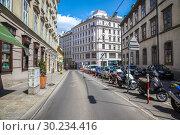 Купить «Вена. Городской пейзаж», фото № 30234416, снято 5 мая 2011 г. (c) Parmenov Pavel / Фотобанк Лори