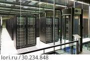 Купить «Barcelona Supercomputing Center», фото № 30234848, снято 16 января 2018 г. (c) Яков Филимонов / Фотобанк Лори