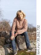 Woman. Стоковое фото, фотограф Andre Maslennikov / age Fotostock / Фотобанк Лори